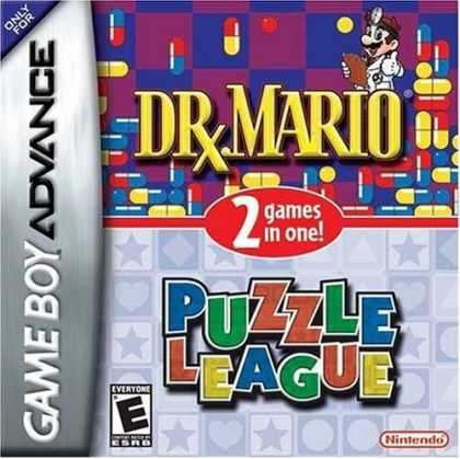 Bestselling Games (2006) - Dr. Mario and Puzzle League