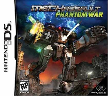 Bestselling Games (2006) - Mech Assault Phantom War