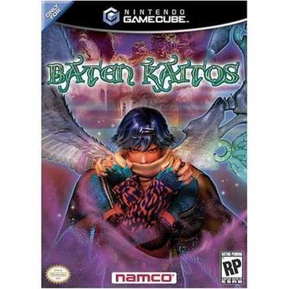 Bestselling Games (2006) - Baten Kaitos : Eternal Wings and the Lost Ocean