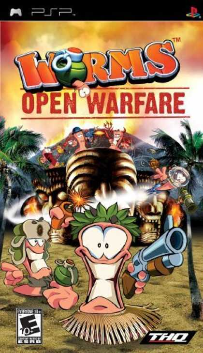 Bestselling Games (2006) - Worms Open Warfare