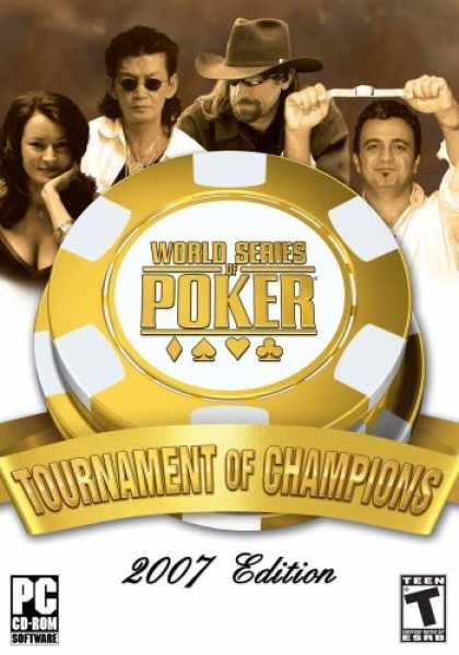 Bestselling Games (2006) - World Series of Poker: Tournament of Champions