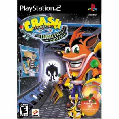 Bestselling Games (2006) - Crash Bandicoot
