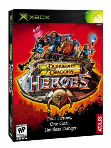 Bestselling Games (2006) - Dungeons & Dragons: Heroes for Xbox