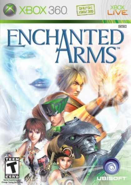Bestselling Games (2006) - XBOX 360 ENCHANTED ARMS