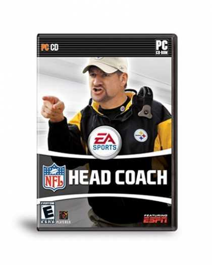 Bestselling Games (2006) - NFL Head Coach