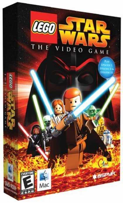 Bestselling Games (2006) - Lego Star Wars (DVD) (Mac)