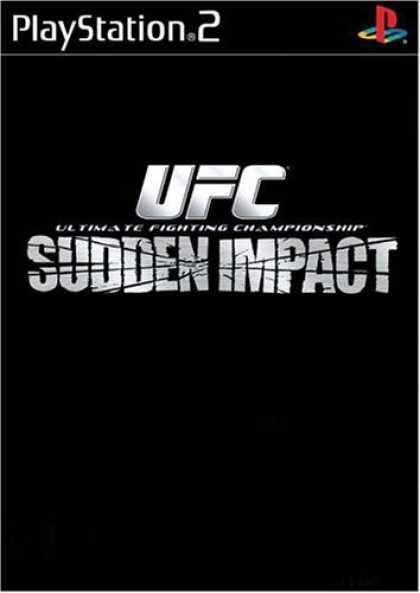 Bestselling Games (2006) - UFC: Sudden Impact