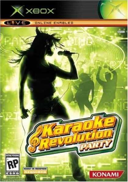 Bestselling Games (2006) - Karaoke Revolution Party Volume 4