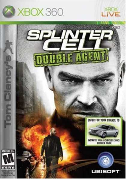 Bestselling Games (2006) - Tom Clancy's Splinter Cell Double Agent