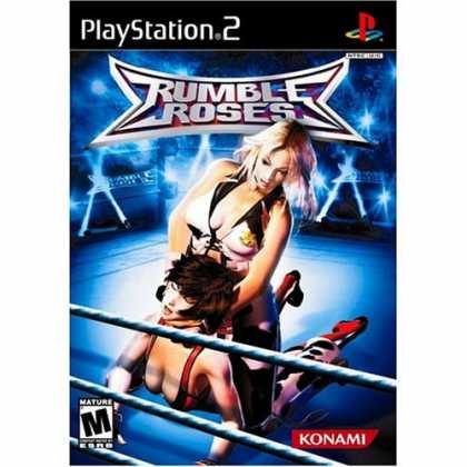 Bestselling Games (2006) - Rumble Roses