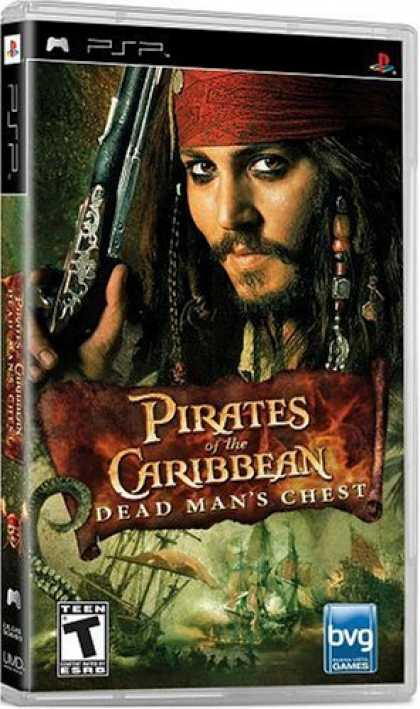Bestselling Games (2006) - Pirates of the Caribbean Dead Man's Chest
