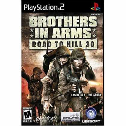Bestselling Games (2006) - Brothers in Arms Road to Hill 30