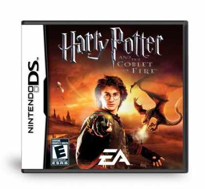 Bestselling Games (2006) - Harry Potter and the Goblet of Fire