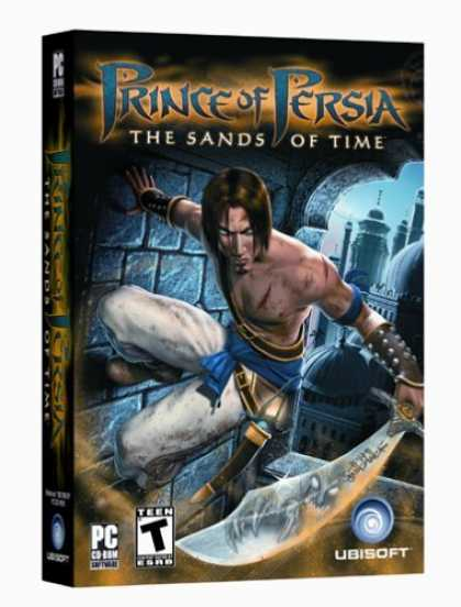 Bestselling Games (2006) - Prince of Persia: Sands of Time