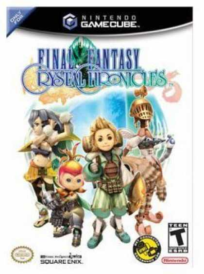 Bestselling Games (2006) - Final Fantasy: Crystal Chronicles