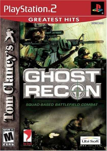 Bestselling Games (2006) - Tom Clancy's Ghost Recon