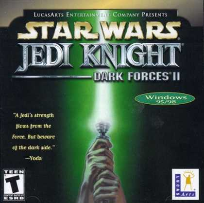 Bestselling Games (2006) - Star Wars Jedi Knight: Dark Forces 2 (Jewel Case)