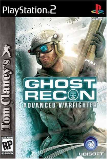 Bestselling Games (2006) - Tom Clancy's Ghost Recon Advanced Warfighter