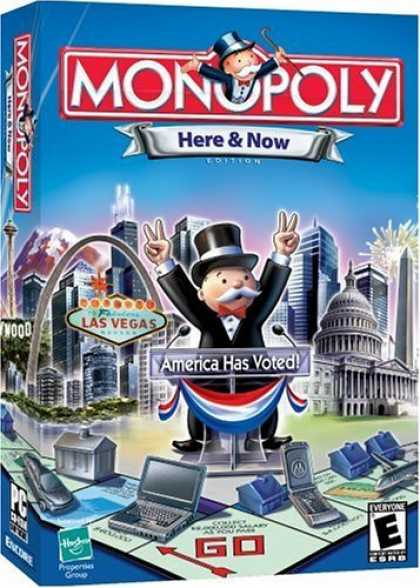 Bestselling Games (2006) - Monopoly Here & Now