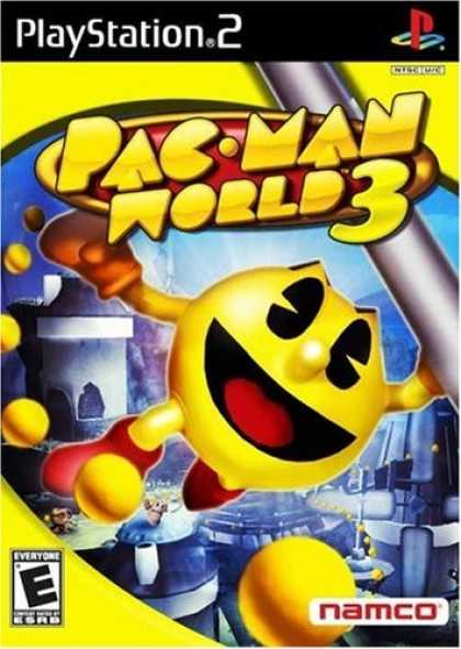 Bestselling Games (2006) - PS2 Pac-Man World 3