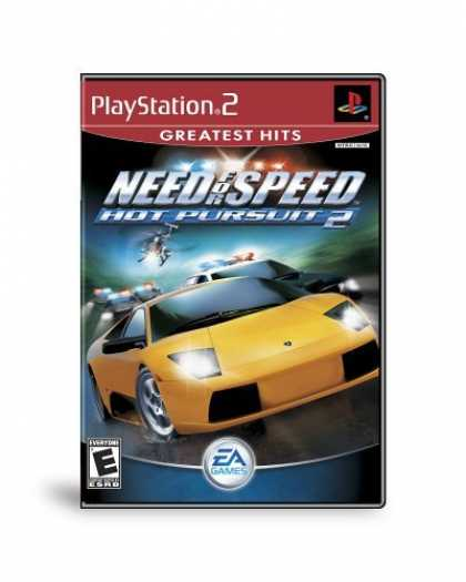 Bestselling Games (2006) - Need for Speed Hot Pursuit 2