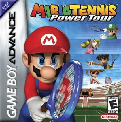 Bestselling Games (2006) - Mario Tennis Power Tour