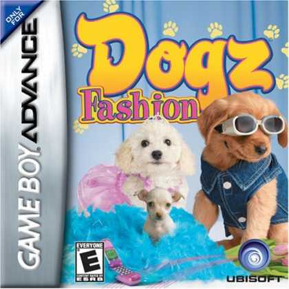 Bestselling Games (2006) - Dogz Fashion