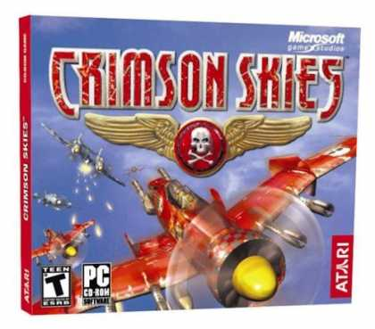 Bestselling Games (2006) - Crimson Skies (Jewel Case)