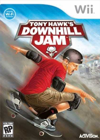 Bestselling Games (2006) - Tony Hawk's Downhill Jam