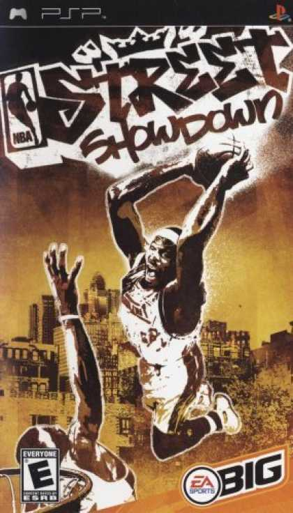 Bestselling Games (2006) - NBA Street Showdown