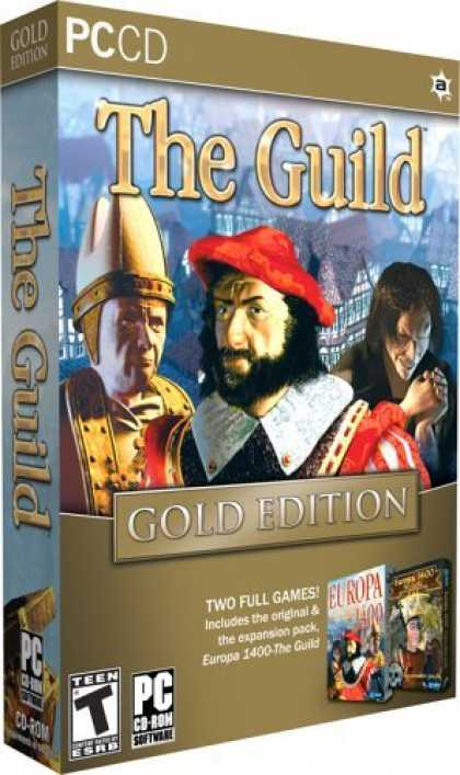 Bestselling Games (2006) - Guild 1400 Gold Edition