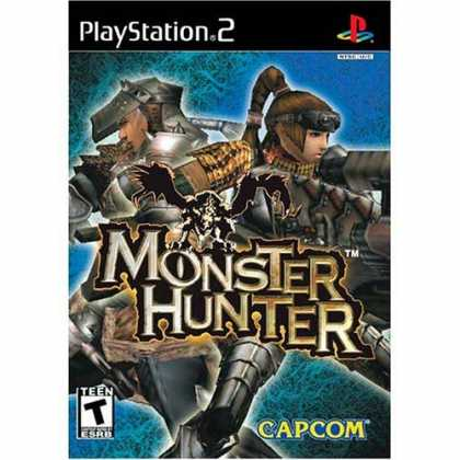 Bestselling Games (2006) - Monster Hunter