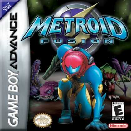 Bestselling Games (2006) - Metroid Fusion
