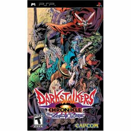 Bestselling Games (2006) - Darkstalkers Chronicles: the Chaos Tower