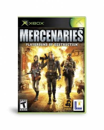 Bestselling Games (2006) - Mercenaries