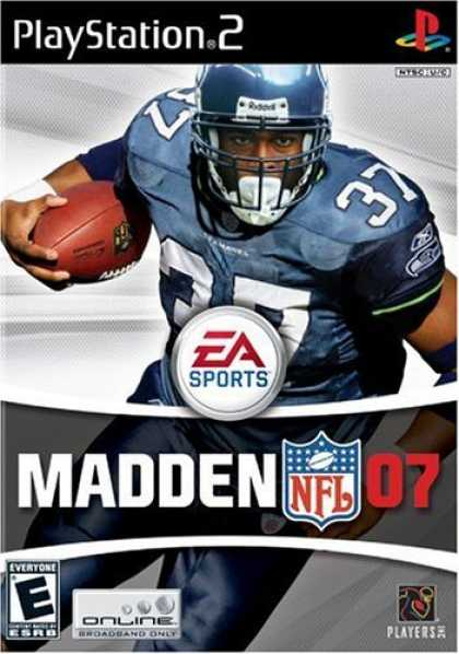 Bestselling Games (2006) - Madden NFL 07 (PS2) - The Information by Beck