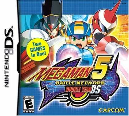 Bestselling Games (2006) - Mega Man Battle Network 5