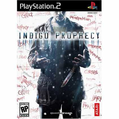 Bestselling Games (2006) - Indigo Prophecy