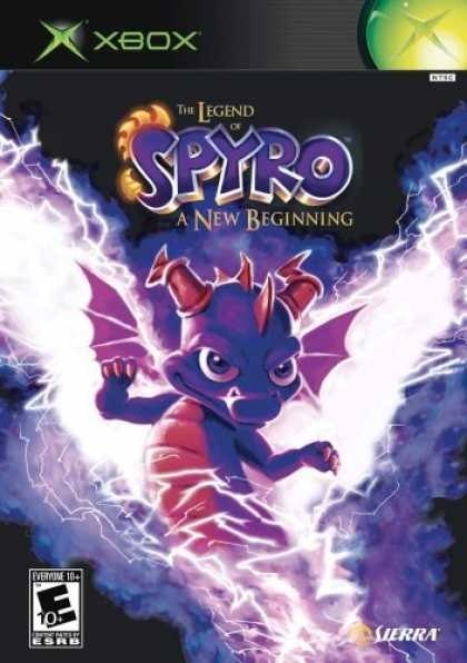 Bestselling Games (2006) - Legend of Spyro: A New Beginning