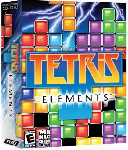 Bestselling Games (2006) - Tetris Elements