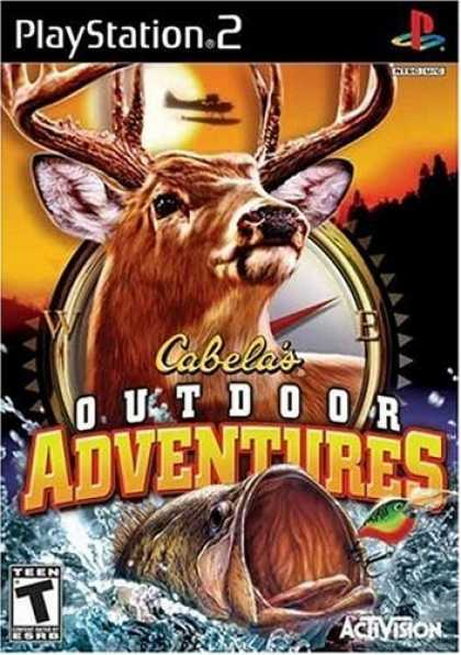 Bestselling Games (2006) - Cabela's Outdoor Adventure 2006