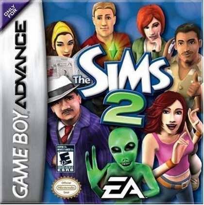 Bestselling Games (2006) - Sims 2