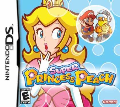 Bestselling Games (2006) - Super Princess Peach