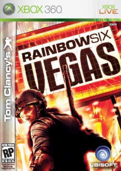 Bestselling Games (2006) - Tom Clancy's Rainbow Six Vegas