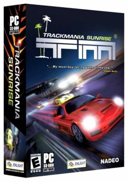Bestselling Games (2006) - TrackMania: Sunrise