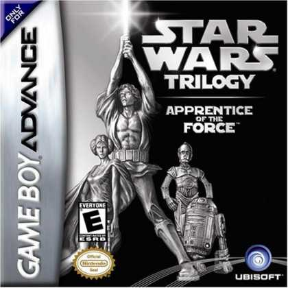 Bestselling Games (2006) - Star Wars Trilogy: Apprentice of the Force