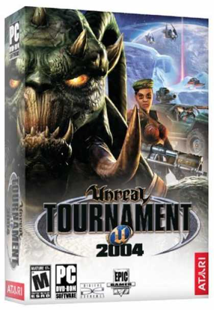 Bestselling Games (2006) - Unreal Tournament 2004 ( CD-ROM )