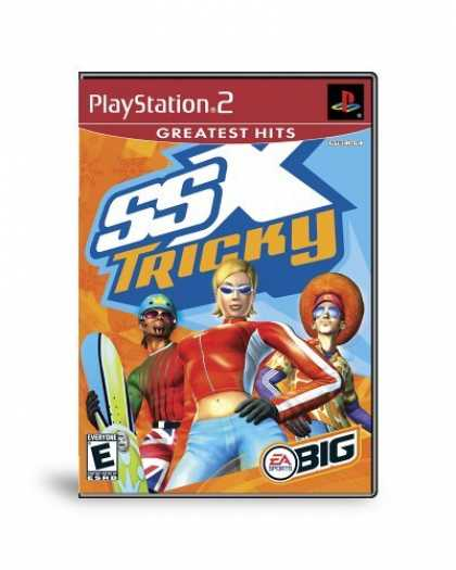 Bestselling Games (2006) - SSX Tricky for PlayStation 2