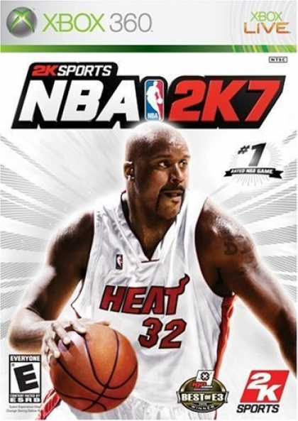 Bestselling Games (2006) - NBA 2K7