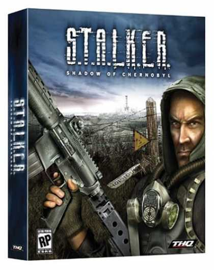 Bestselling Games (2006) - S.T.A.L.K.E.R.: Shadow of Chernobyl